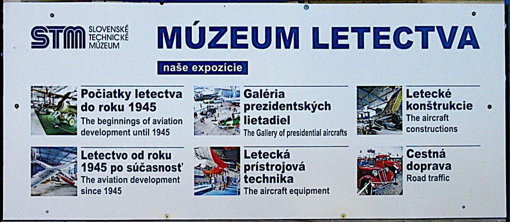 Muzeum letectva kosice