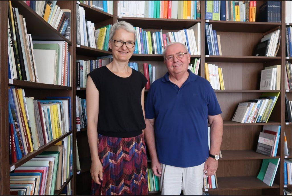 Barbara Wolf Ondrej Pöss
