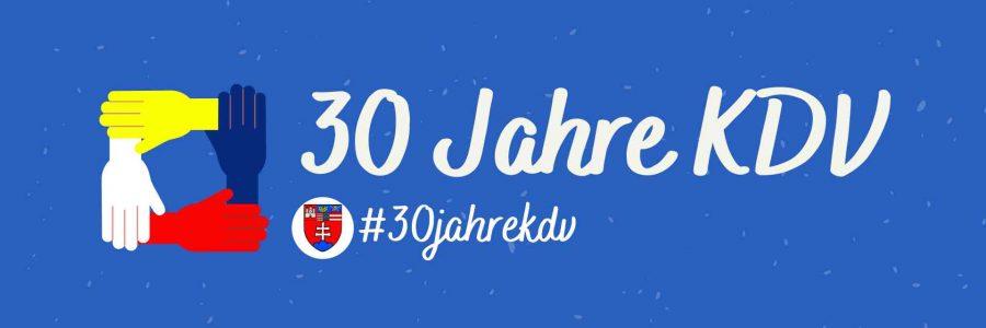 30 Jahre Karpatendeutscher Verein