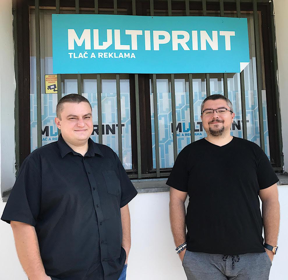 Druckerei Multiprint Kaschau