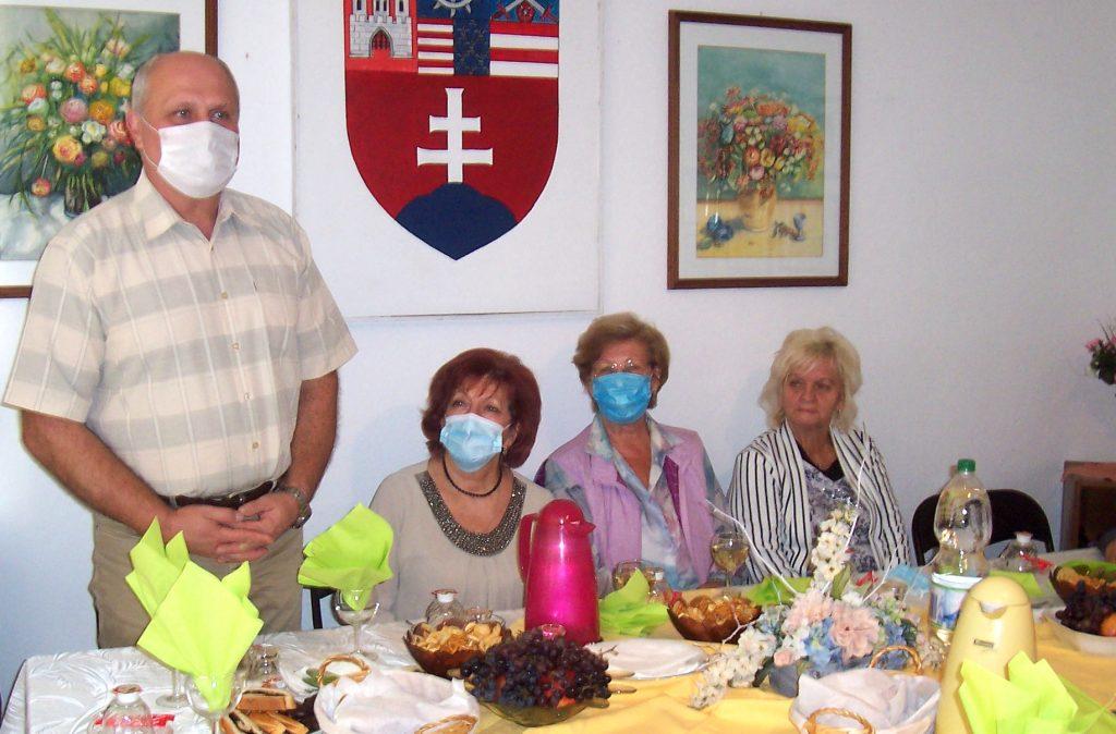 Erntedankfest Kaschau