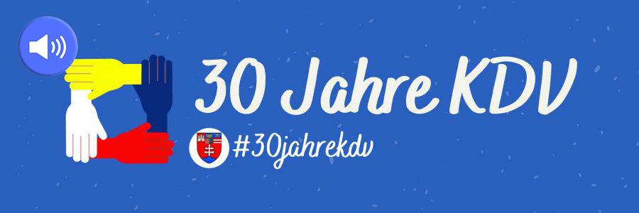 Karpatenfunk 30 Jahre KDV