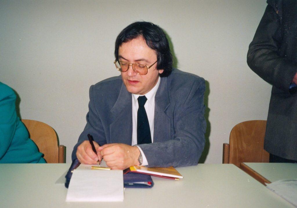 Augustin Josef Lang aus Priwitz