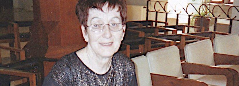 Lydia Grentzer 80 Geburtstag
