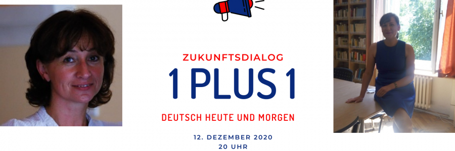 Zukunftsdialog 1 plus 1