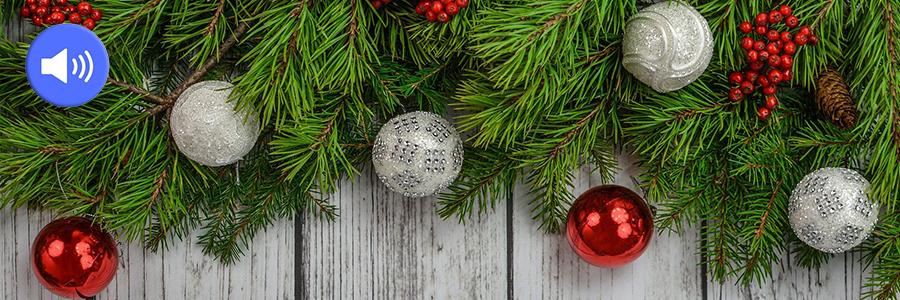 Podcast Weihnachten in der Zips