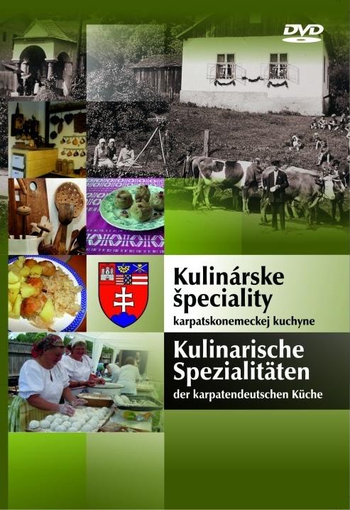 DVD Kulinarische Spezialitäten der karpatendeutschen Küche
