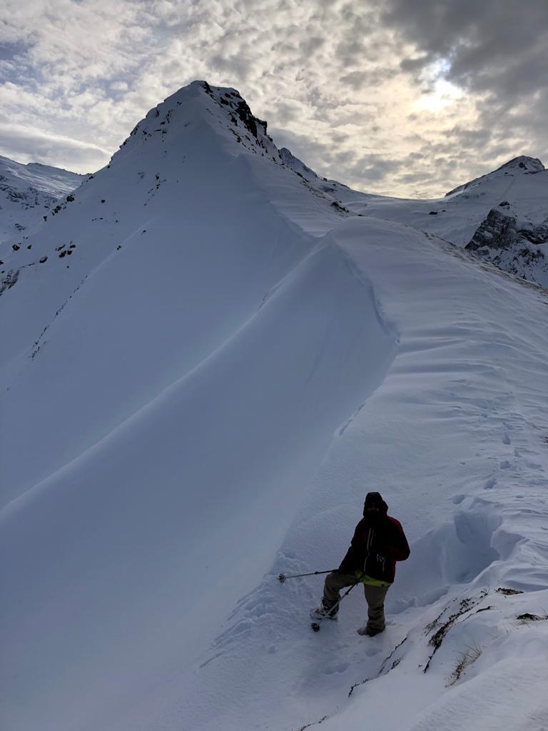 Richard Kožár - Alpen