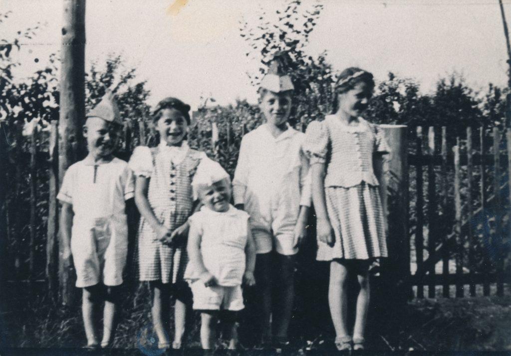 Jörg Peters und seine Geschwister