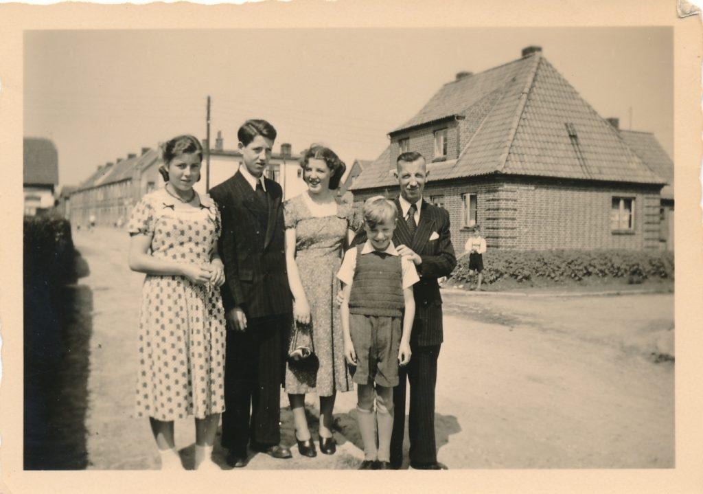 Jörg Peters Familie 1950