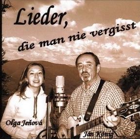 CD Olga Jenova und Jan König
