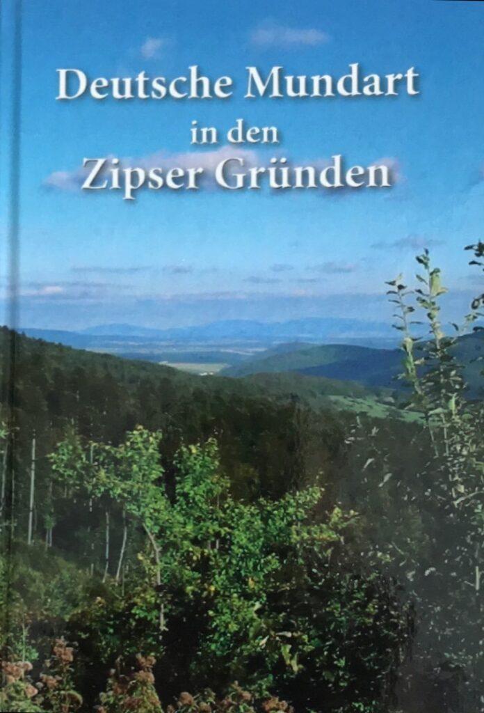 Ladislaus Sohler Deutsche Mundart in den Zipser Gründen