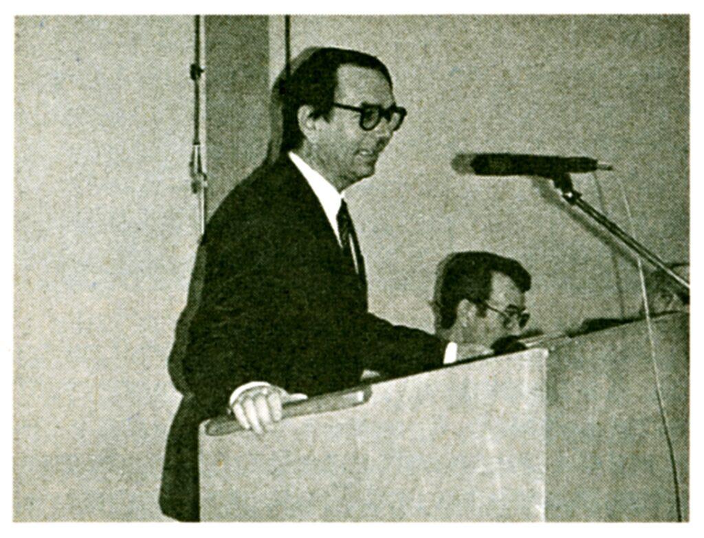 Milan Zemko 1991 in Karlsruhe