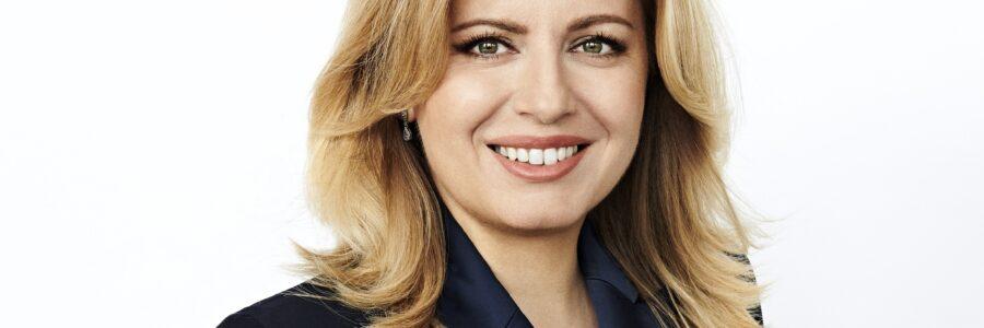 Präsidentin Zuzana Caputova