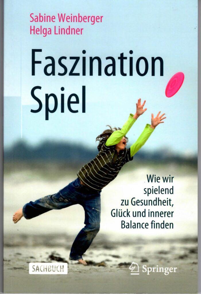 """Das Buch """"Faszination Spiel"""""""