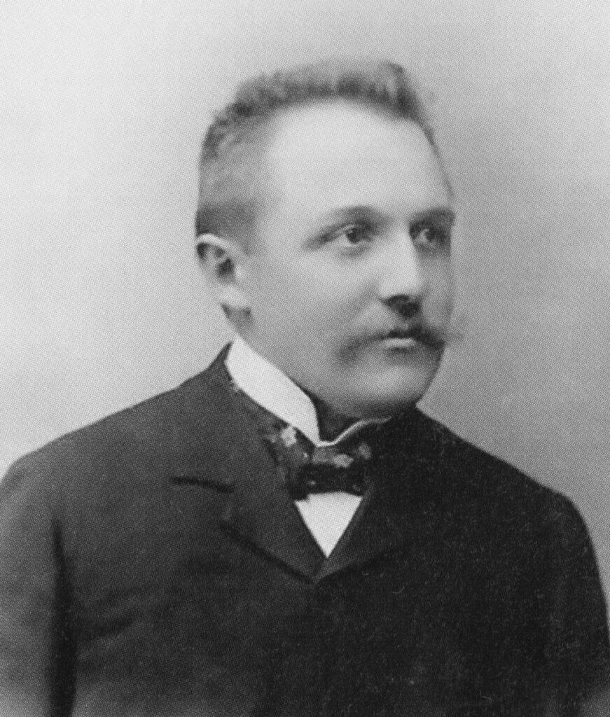 Dr. Michael Guhr (1873-1933)