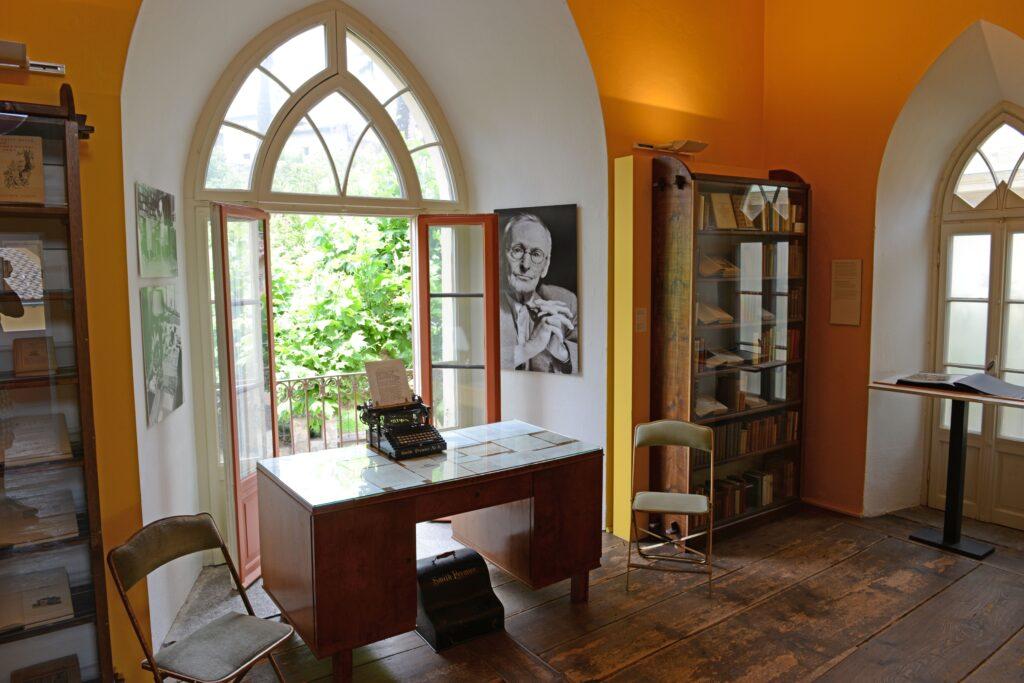 Hesse Museum Montagnola