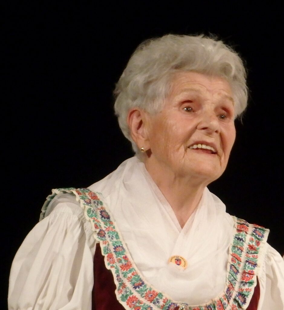 90. Geburtstag Emilia Sklenarova