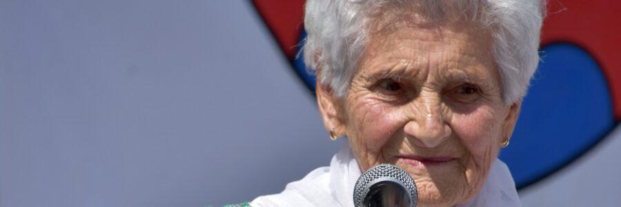 Emilia Sklenarova zum 90. Geburtstag