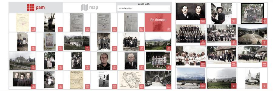 Hauerland Datenbank