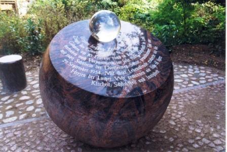 Brigitte-Denkmal in Loitz