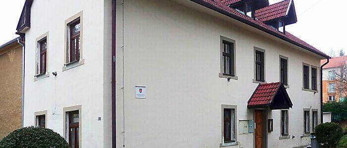 Haus der Begegnung in Krickerhau/Handlová