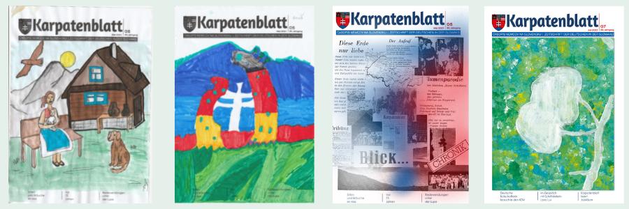 Karpatenblatt Cover
