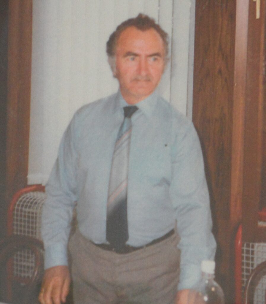 Julius Kiss, der erste Chefredakteur des Karpatenblattes