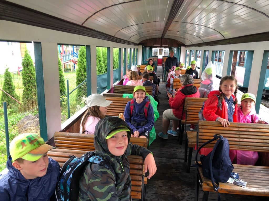 In der Schwarzgraner Waldbahn
