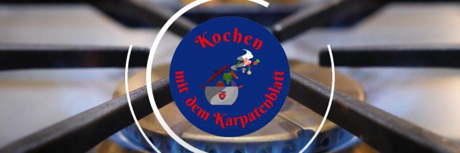 Auf YouTube kann man sich jetzt Karpatenblatt-Kochvideos anschauen.
