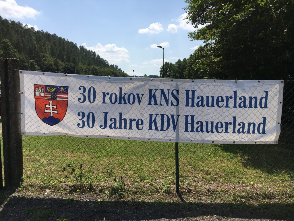 Seit 30 Jahren ist der Karpatendeutsche Verein im Hauerland tätig.