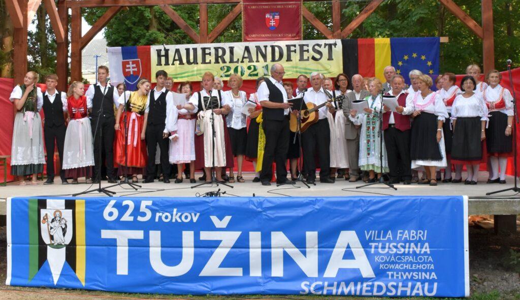 Hauerlandfest der Karpatendeutschen