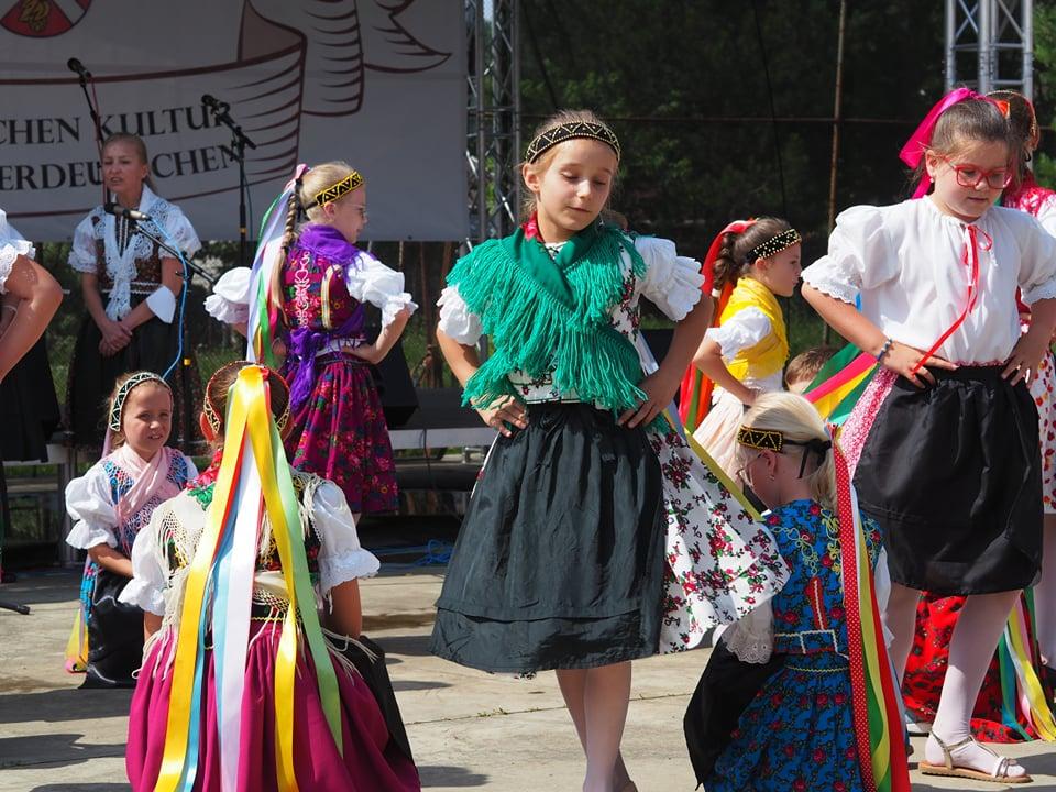 Auch die Jüngsten nahmen an der Veranstaltung teil.