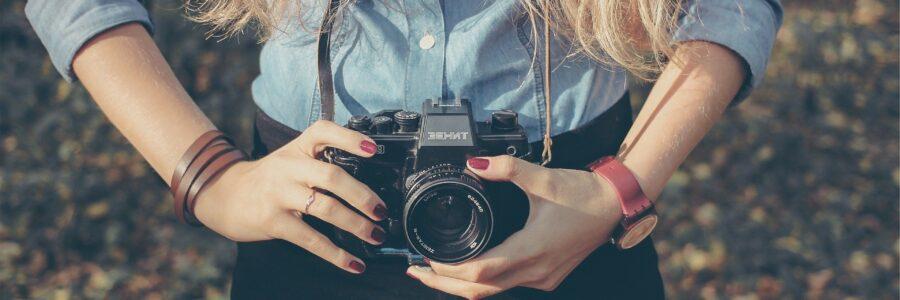 Mit Fotos Geschichten erzählen