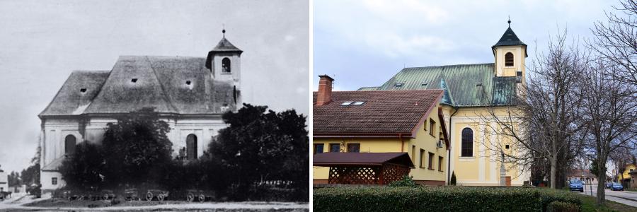 Im Strom der Zeit: Dunajska Luzna