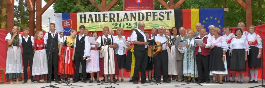 Hauerlandfest 2021 in Schmiedshau